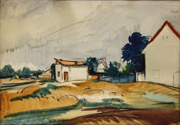 ISTÓKOVITS Kálmán, Mahala,1933 0