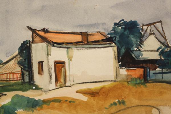 ISTÓKOVITS Kálmán, Mahala,1933 1