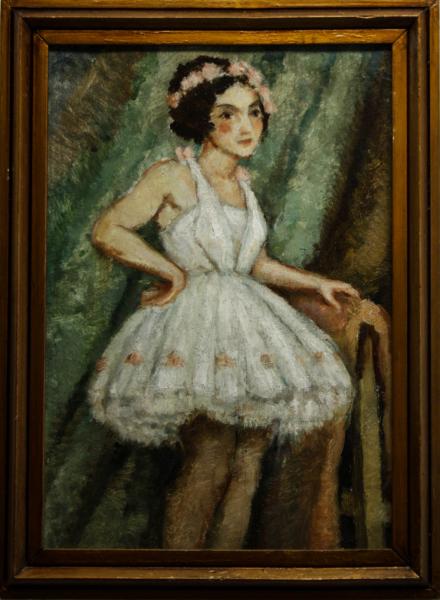 Coriolan MUNTEANU, Balerină, 1935 3