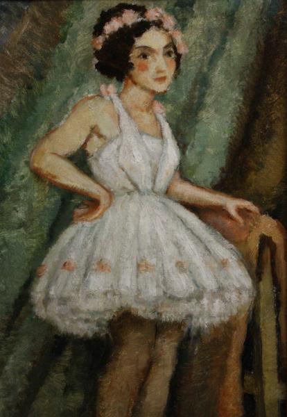 Coriolan MUNTEANU, Balerină, 1935 0