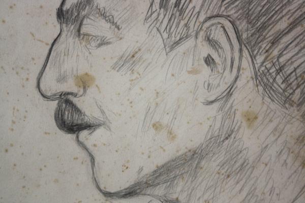 BALOGH Péter Portretul soției 4