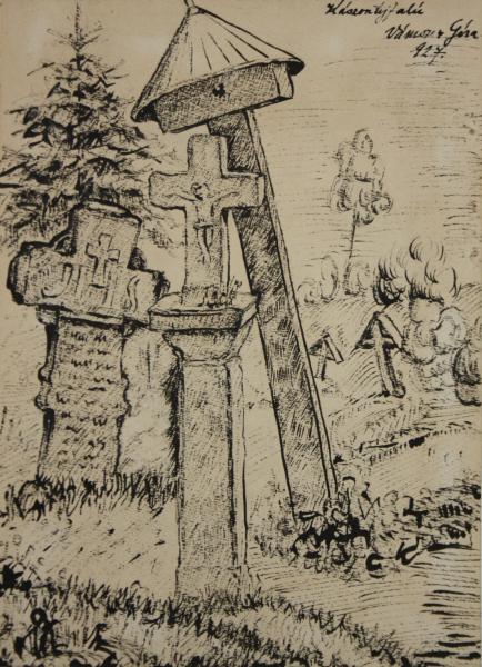VÁMSZER Géza, Cașinu Nou (Harghita) / Kászonujfalű, 1927 0