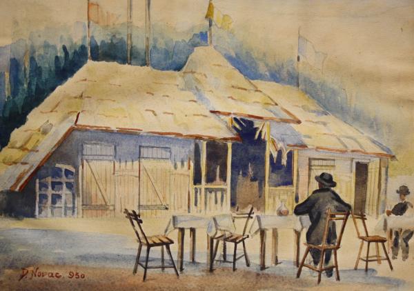 D. NOVAC, Birt sătesc, 1930 0