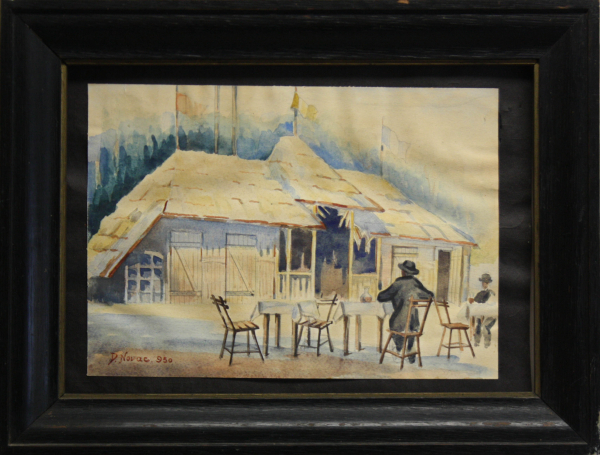 D. NOVAC, Birt sătesc, 1930 4
