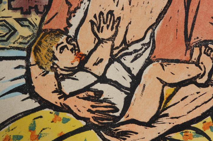 Marcel OLINESCU, Maternitate, 1954 [2]
