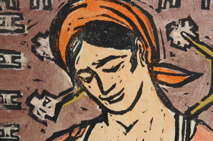 Marcel OLINESCU, Maternitate, 1954 [1]