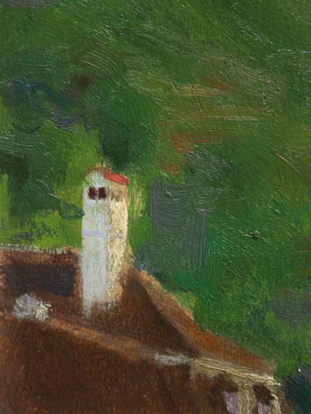 TAGYOSI RÁTZ Péter, Sinagogă în Banska Bystrica, 1917 1