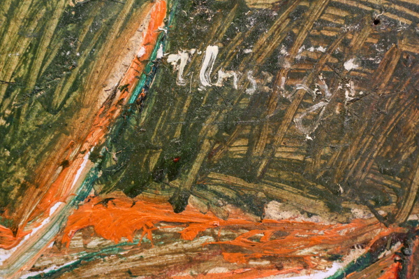 URSZINYI Mária, Autoportret 3