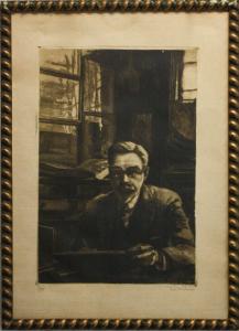 ZÁDOR István, Autoportret [4]