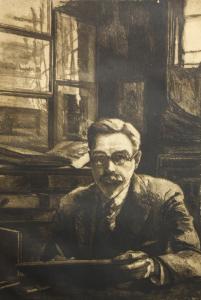 ZÁDOR István, Autoportret [0]