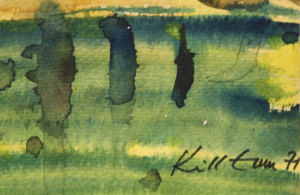 KISS Erwin, Parc toamna, 19715