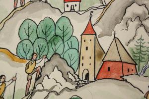 Marcel OLINESCU, Pe cărări de munte1