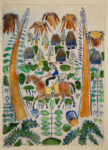Marcel OLINESCU, Ilustrație basm0