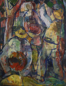 Nicolae CHIRILOVICI, Culesul fructelor [0]