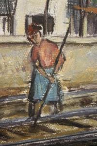 Emil CORNEA, Curâțarea drumului de fier2