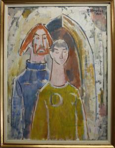 Petre ABRUDAN, Emoții, 19735