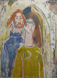 Petre ABRUDAN, Emoții, 19730