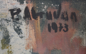 Petre ABRUDAN, Emoții, 19734