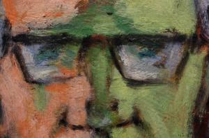 HAJÓS Imre László, Autoportret1