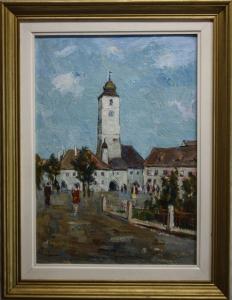 Ștefan BOCA, Turnul Sfatului din Sibiu3