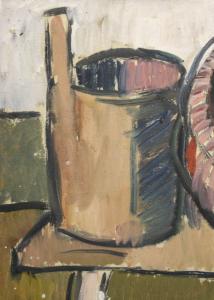 Petre ABRUDAN, Obiecte casnice, 19671