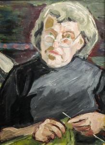 BALLA József, At  Painter KRIZSÁNNÉ CSIKOS Antónia`s  Home [0]