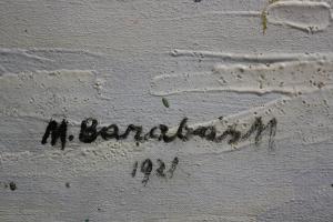 BARABÁS Márton Márkusfalvi, Marginea râului, 19211