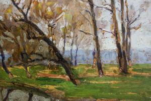 Nicolae IRIMIE, Peisaj de toamnă [2]