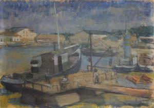 A. PETROV, Port, 19790