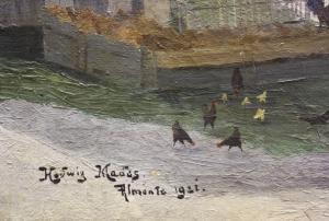 Helwig MAÁOS, Almonte, 19212