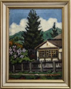 HUSOVSZKY János, Vilă la Baia Mare3