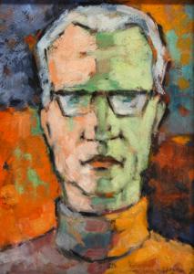HAJÓS Imre László, Autoportret0