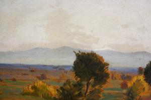 MACALIK Alfréd, Peisaj laTinca, 1927 [1]