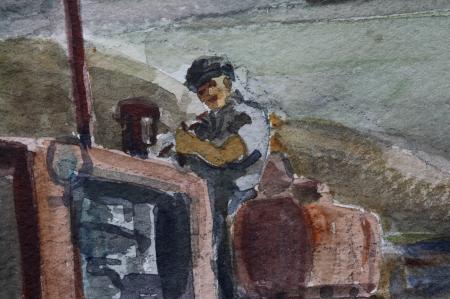 ANDRÁSY Zoltán, La arat, 1952 [2]