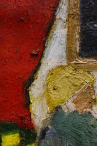 URSZINYI Mária, Pictoriță în atelier2