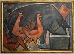 Petre ABRUDAN, Nesătulul, 19654