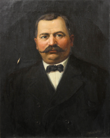 MERÉSZ Gyula, Portrete de burghezi transilvăneni, 1915 - 1917 [0]