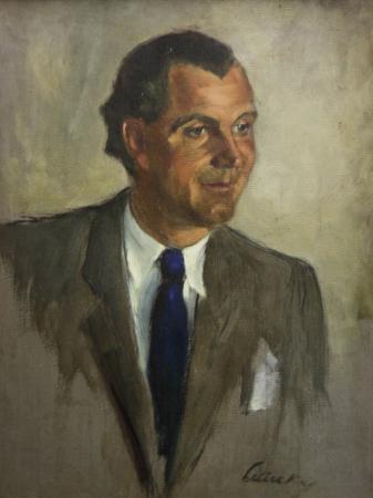 LITTECZKY Endre, Portret de bărbat în costum [0]