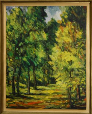 BORDI András, Pădure toamna [2]