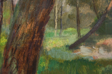 KŐRÖSY Lajos, Pădure verde [1]