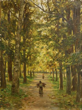 ÁNYOS (FAJSZI )Viola, Prin pădure [0]