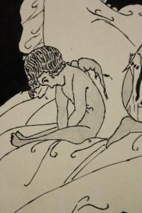 ORIOLD György, Venus și Cupidon, 19351