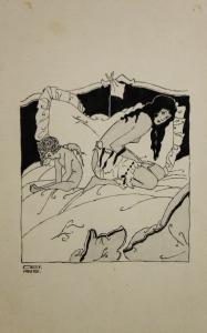 ORIOLD György, Venus și Cupidon, 19350