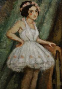 Coriolan MUNTEANU, Balerină, 19350