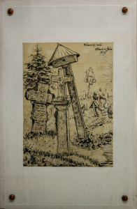 VÁMSZER Géza, Cașinu Nou (Harghita) / Kászonujfalű, 19274