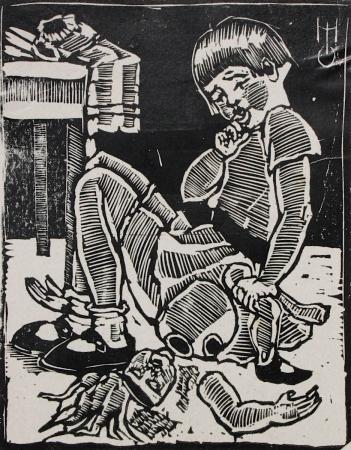 Marcel OLINESCU, Supărare [1]