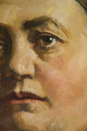 MERÉSZ Gyula, Portrete de burghezi transilvăneni, 1915 - 1917 [5]