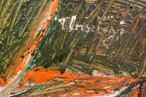 URSZINYI Mária, Autoportret3