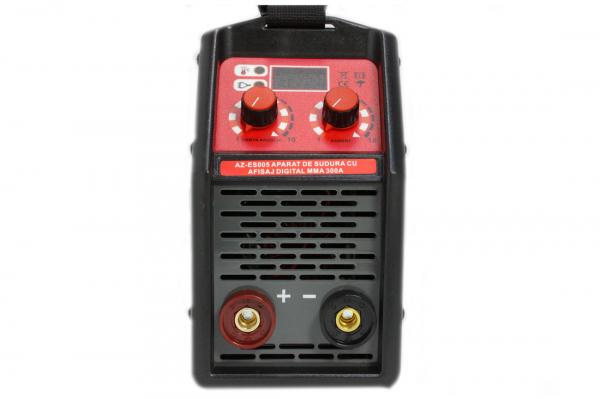 Aparat Sudura ALMAZ MMA 300A ( AZ-ES005 ) + Accesorii , Invertor , Model nou 17