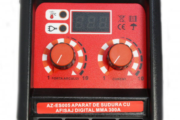 Aparat Sudura ALMAZ MMA 300A ( AZ-ES005 ) + Accesorii , Invertor , Model nou 3
